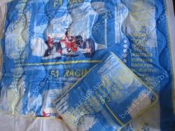 Комплект тяжелый детский Камиса одеяло 140х110 см и подушка 40х60 см бязь