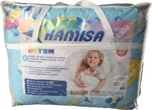 Набор детский постельный (Постельное белье, одеяло, подушка, наматрасник, бортики) Камиса, НД.1.5П