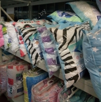 Одеяло стеганое нормальное Камиса Kamisa евро 220х200 см, ОДН-200, бязь