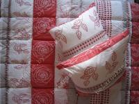 Комплект спальный нормальный двуспальный (Одеяло + 2 Подушки) Камиса, КН-172/50, бязь