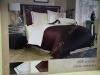 Постельное белье Евро Lusso арт. 4015 Наоми, сатин-жаккард