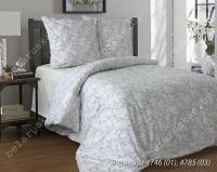 Постельное белье 1,5 спальное Блакит арт. 3319 Василиса, рис. 474601, поплин