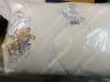 Подушка спальная детская стеганая Стандарт Камиса Kamisa 38х58 см, ПДС1-60, бязь