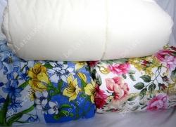Одеяло стеганое тяжелое Камиса Kamisa двуспальное 172х205 см, ОДТ-172, бязь