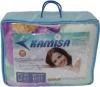 Одеяло стеганое летнее Камиса Kamisa полутороспальное 150х205 см, ОДЛ-150, бязь