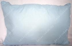 Подушка спальная простая Стандарт Камиса Kamisa 40х60 см, ПД-60, бязь