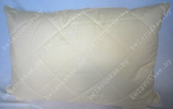 Подушка спальная стеганая Стандарт Камиса Kamisa 38х58 см, ПДС1-60, бязь